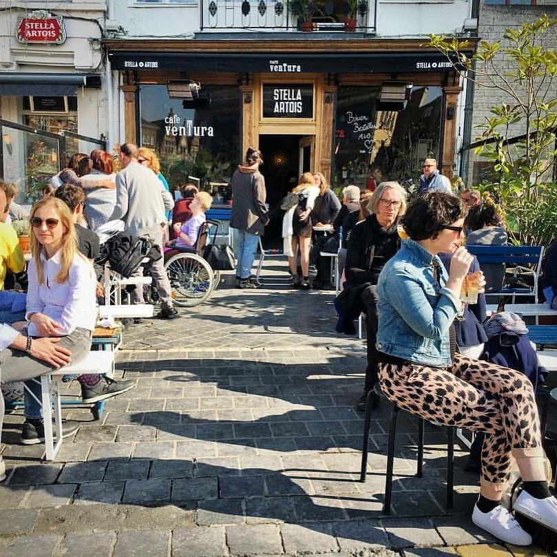 Ghent - Café Ventura