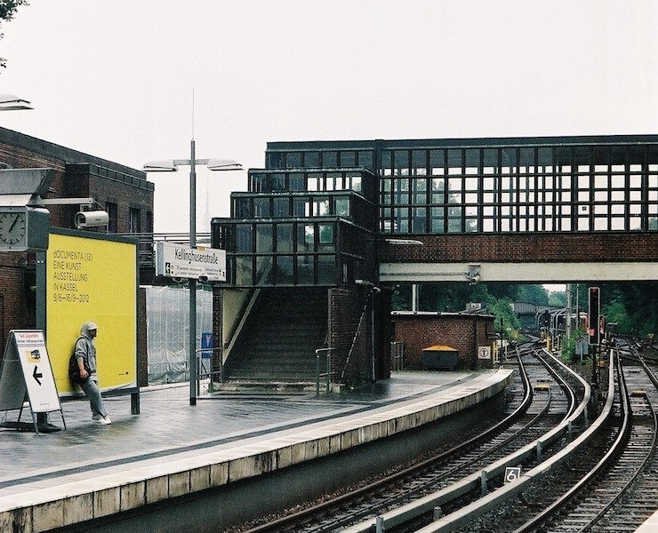U-Bahn Station Kellinghusenstrasse