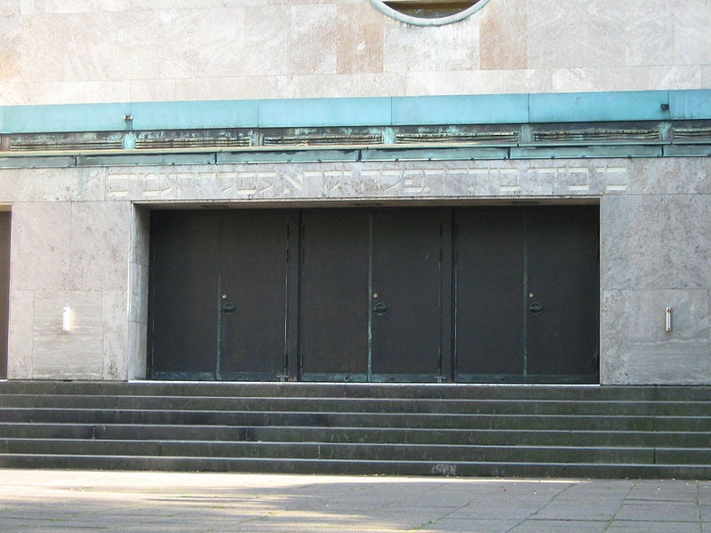 Temple-Synagogue at Oberstrasse