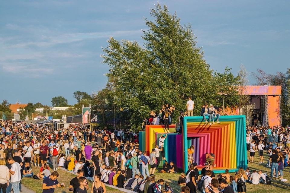 Spektrum festival 2019 in Hamburg