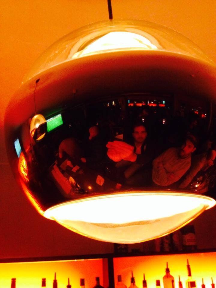 a lamp at Amanda66