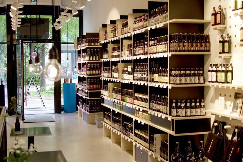 beer shop Beyond Beer in Hamburg