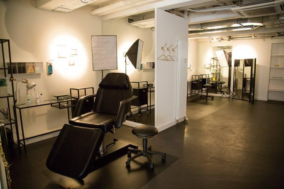 tattoo studio of Vaders Dye Hamburg