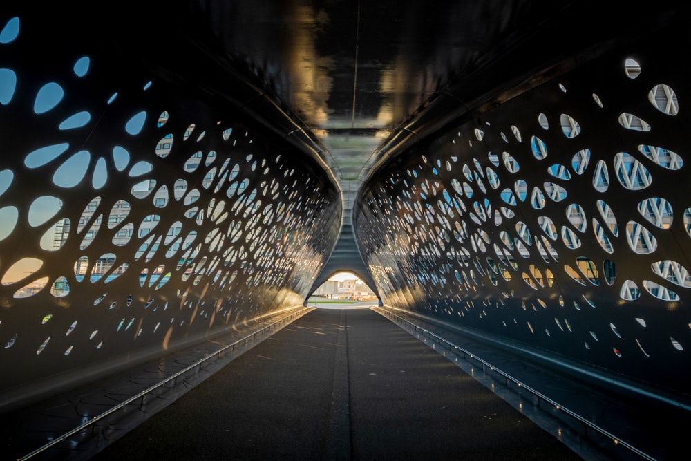 Antwerpen - Park Bridge Parkbrug