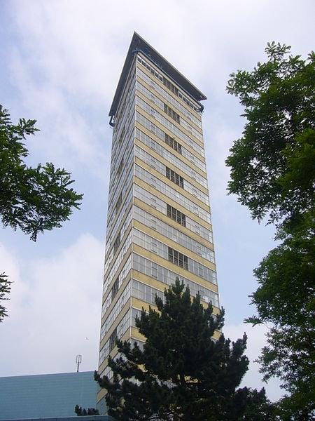 Toren van Oud tower in The Hague