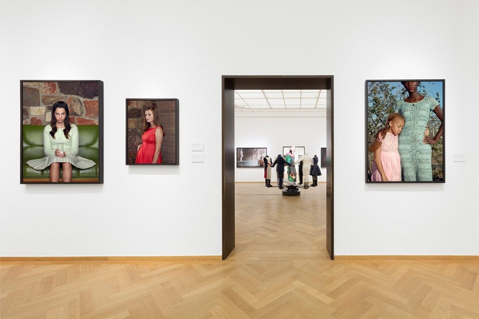 photography exhibition at the Hague Art Museum
