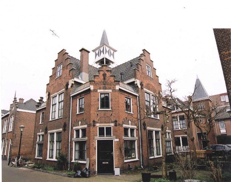 Van Ostadewoningen in Den Haag