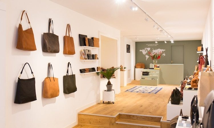 The Hague brand store of O My Bag