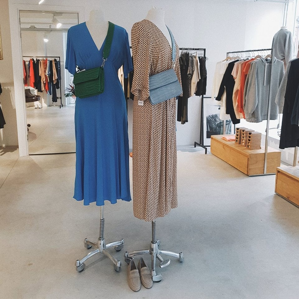 womens' dresses at Own & Club store in The Hague