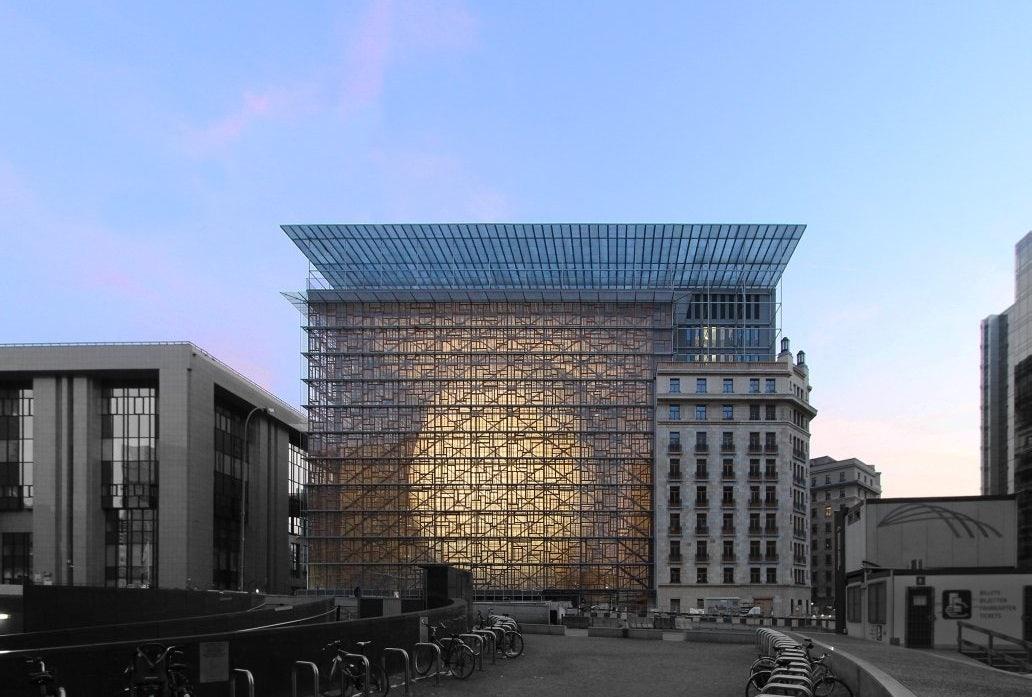 Brussels - Europa Building