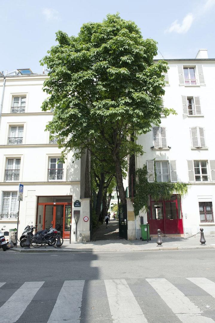 Paris - Musée de la Vie Romantique façade