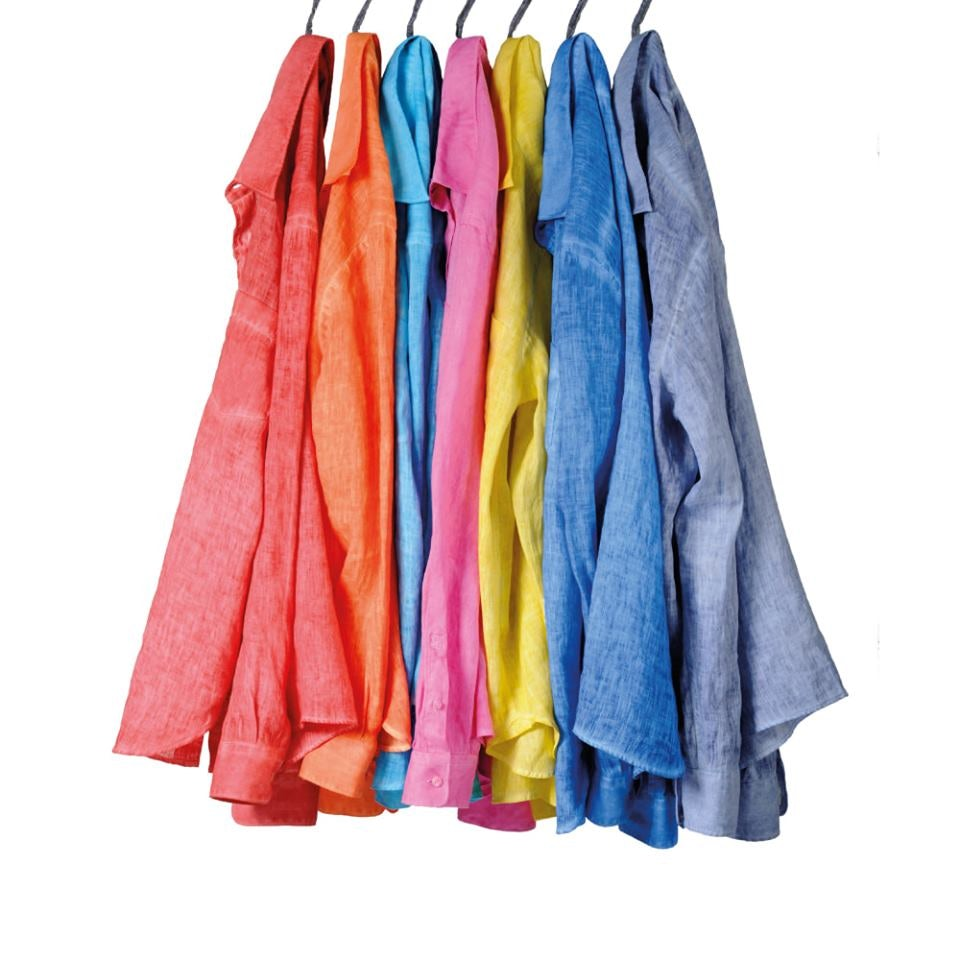 Linen shirts in different colors from 120% Lino