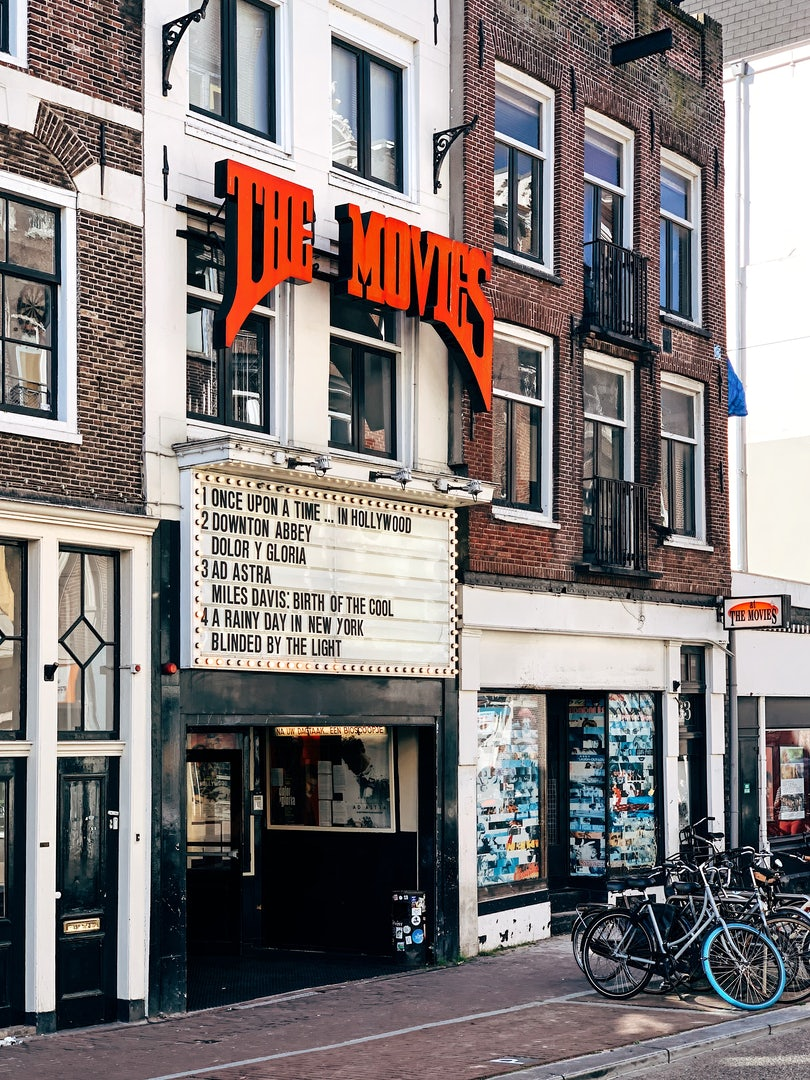 Amsterdam - The Movies