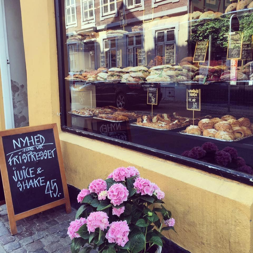 Copenhagen - Sankt Peders Bageri