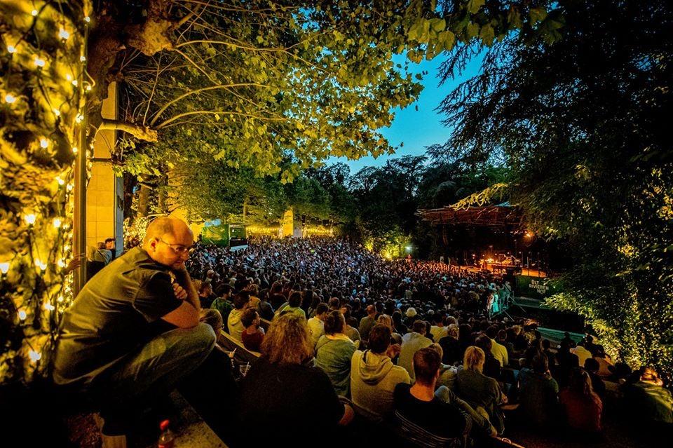 OLT Rivierenhof festival in Antwerp