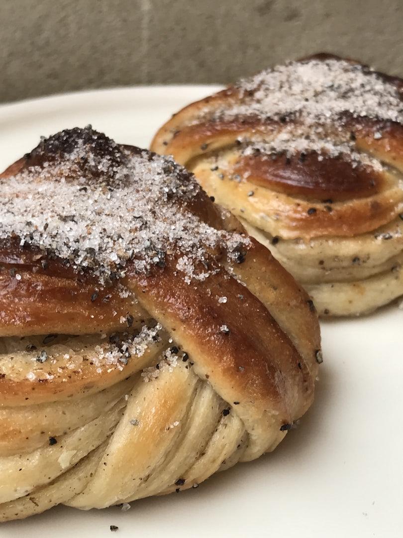 Copenhagen - Juno bakery Cardamom snurre