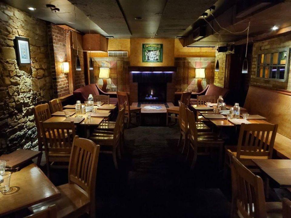 interior of the C'est What bar