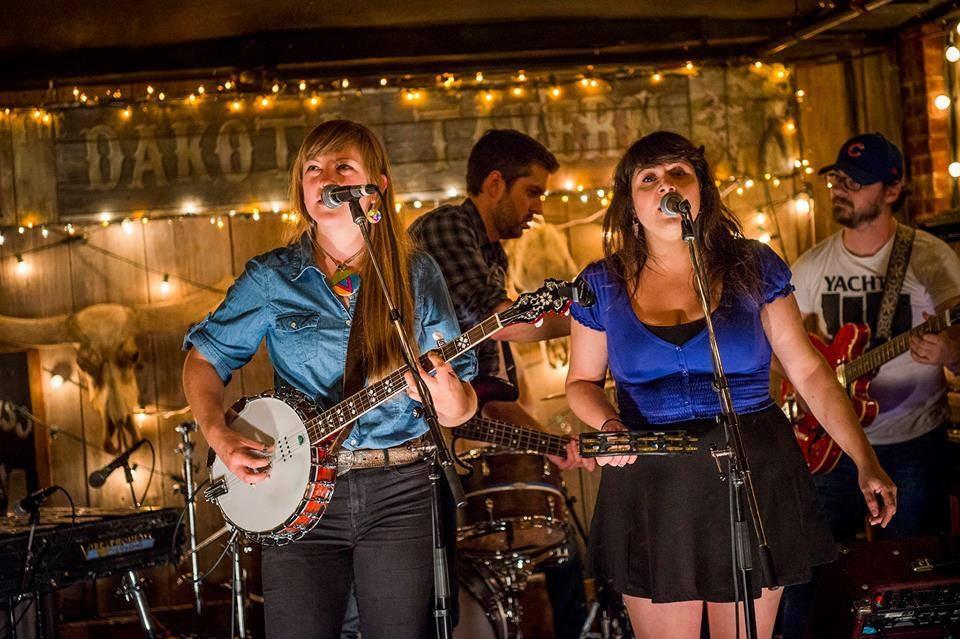 a band performing at the Dakota Tavern