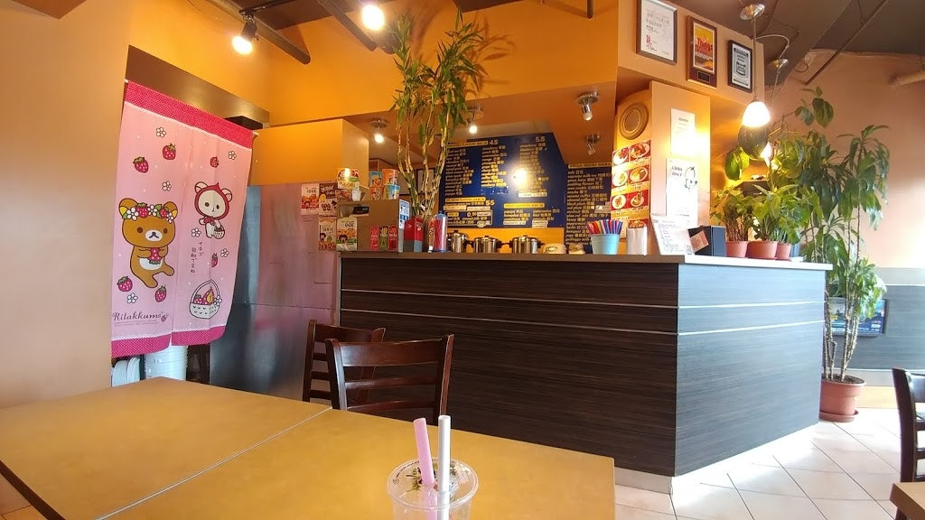interior of Dragon House Bubble Tea