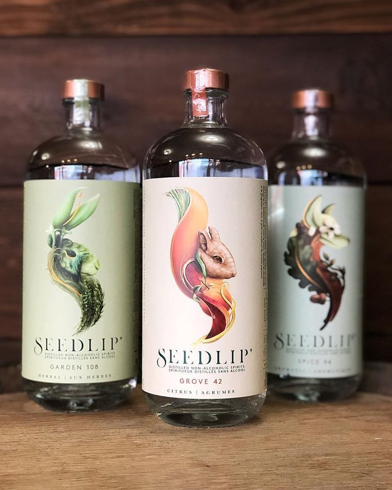 specialty bitters from The Modern Bartender store