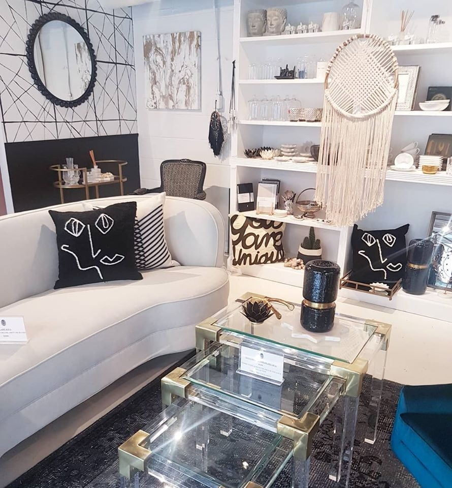 interior design at L'Atelier Home in Vancouver