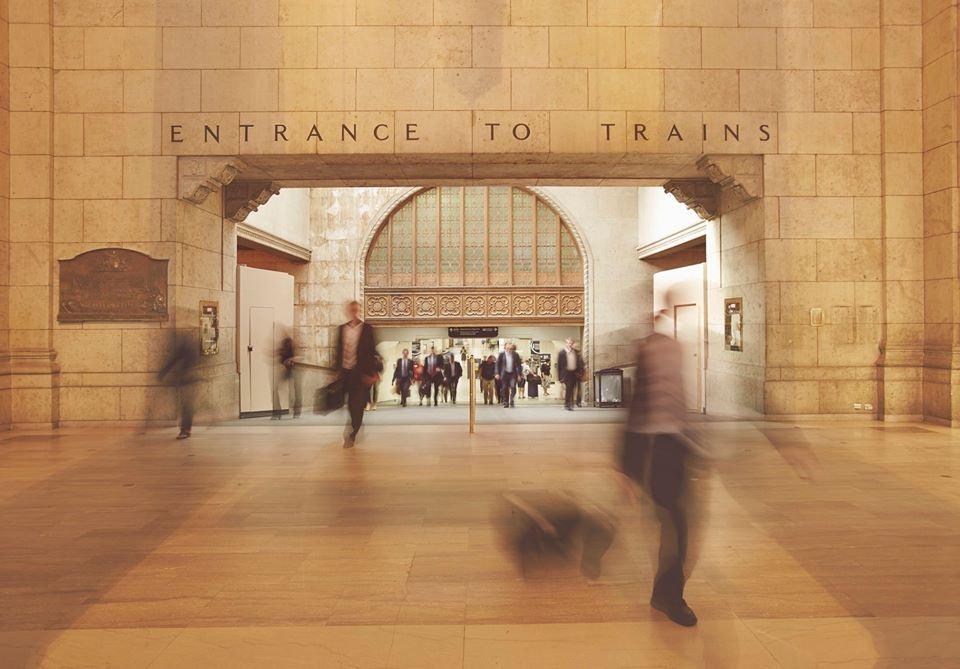 Union Station entrance hall