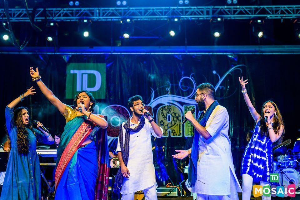 TD Mosaic South Asian Festival of Mississauga
