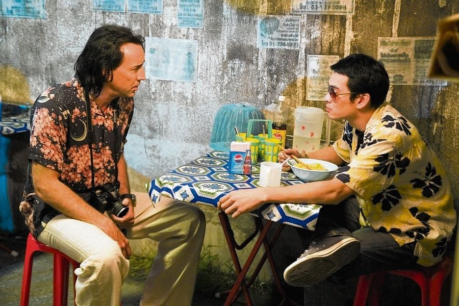 Bangkok - movie Bangkok Dangerous Nicolas Cage