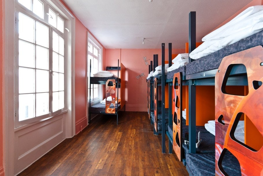 a dorm at Clink78 hostel London