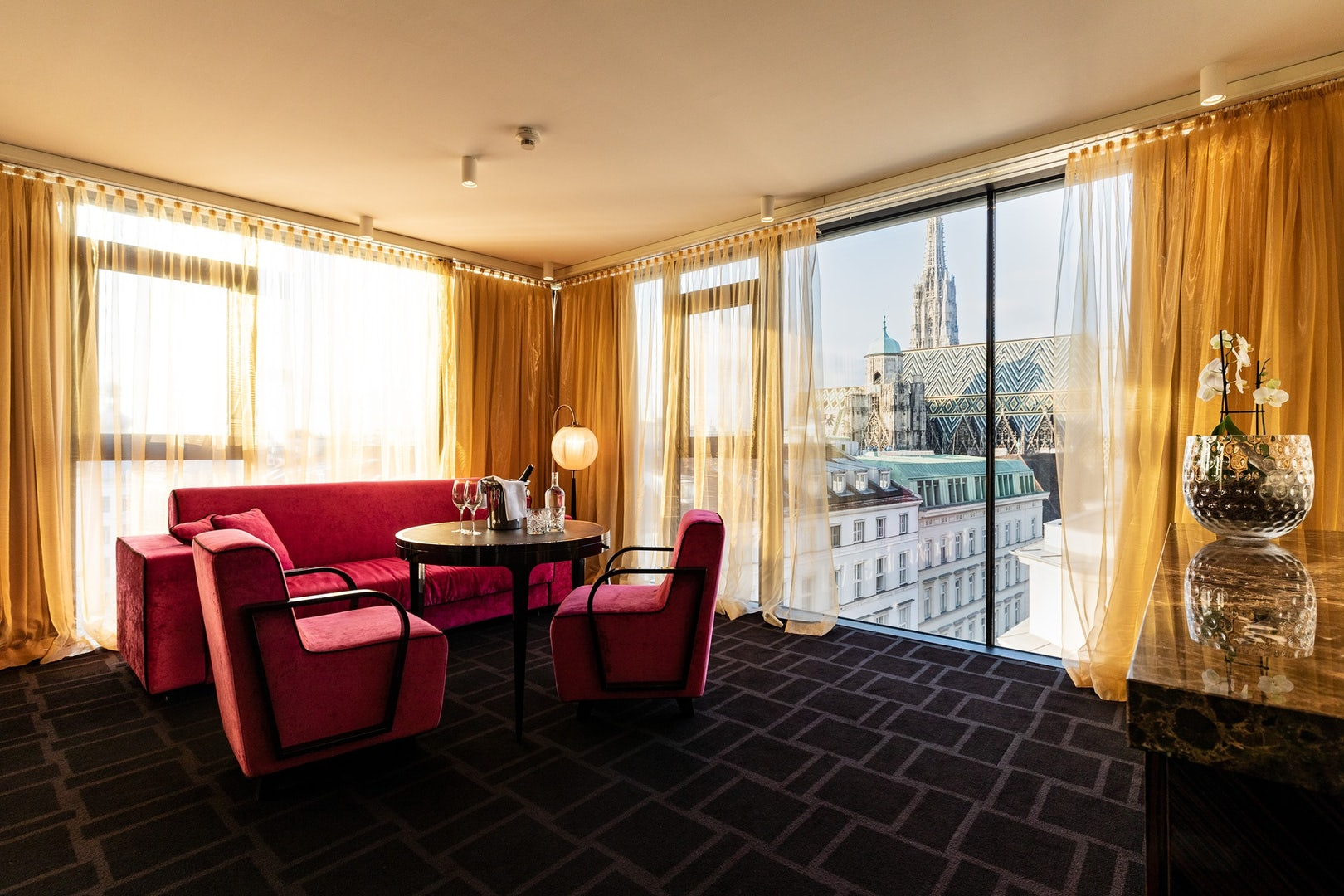 room Hotel Lamée Vienna