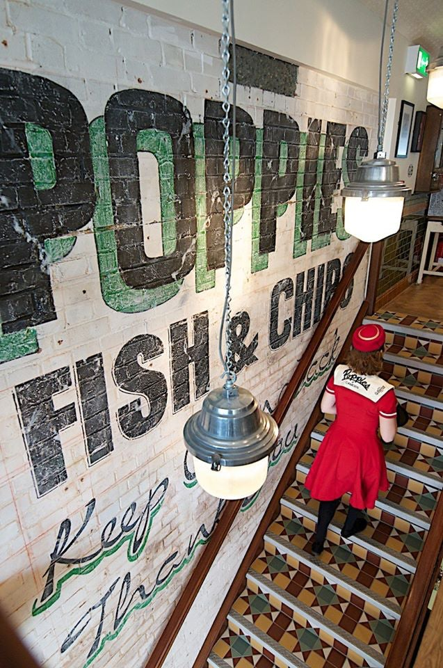 Poppie's Fish & Chips in London