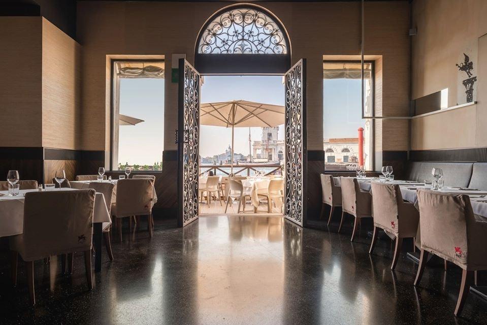 L'Ombra del Leone Cafe in Venice