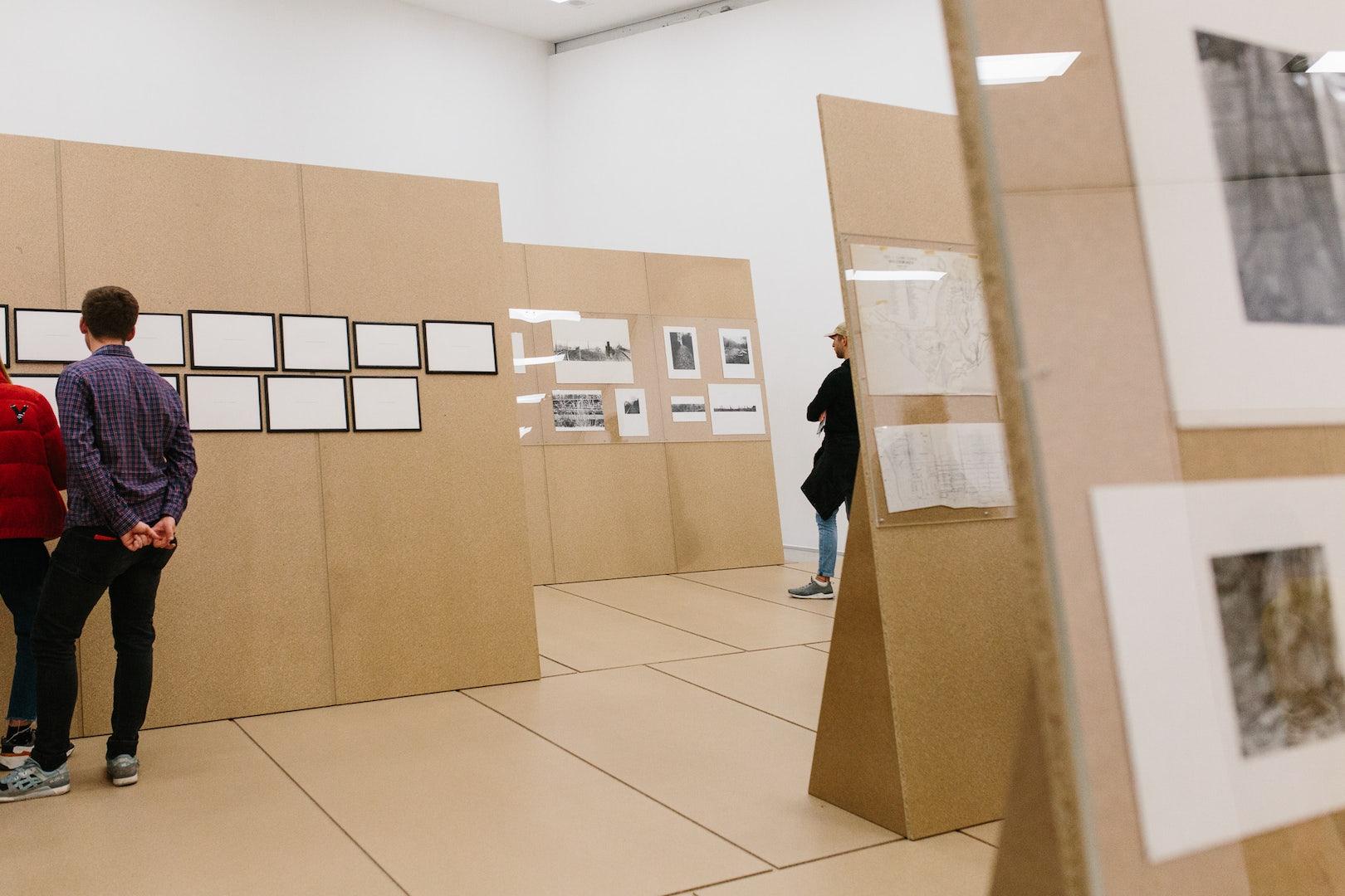 art exhibition at the MUMOK Vienna