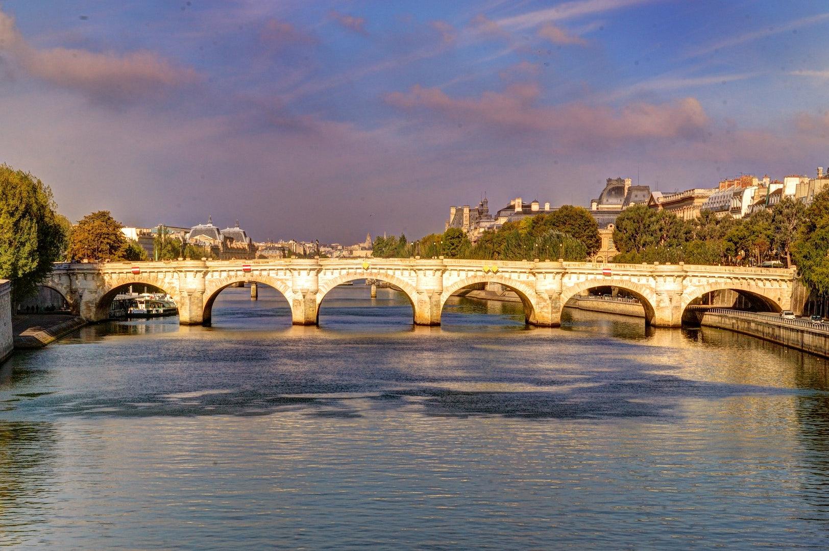Pont Neuf in Paris