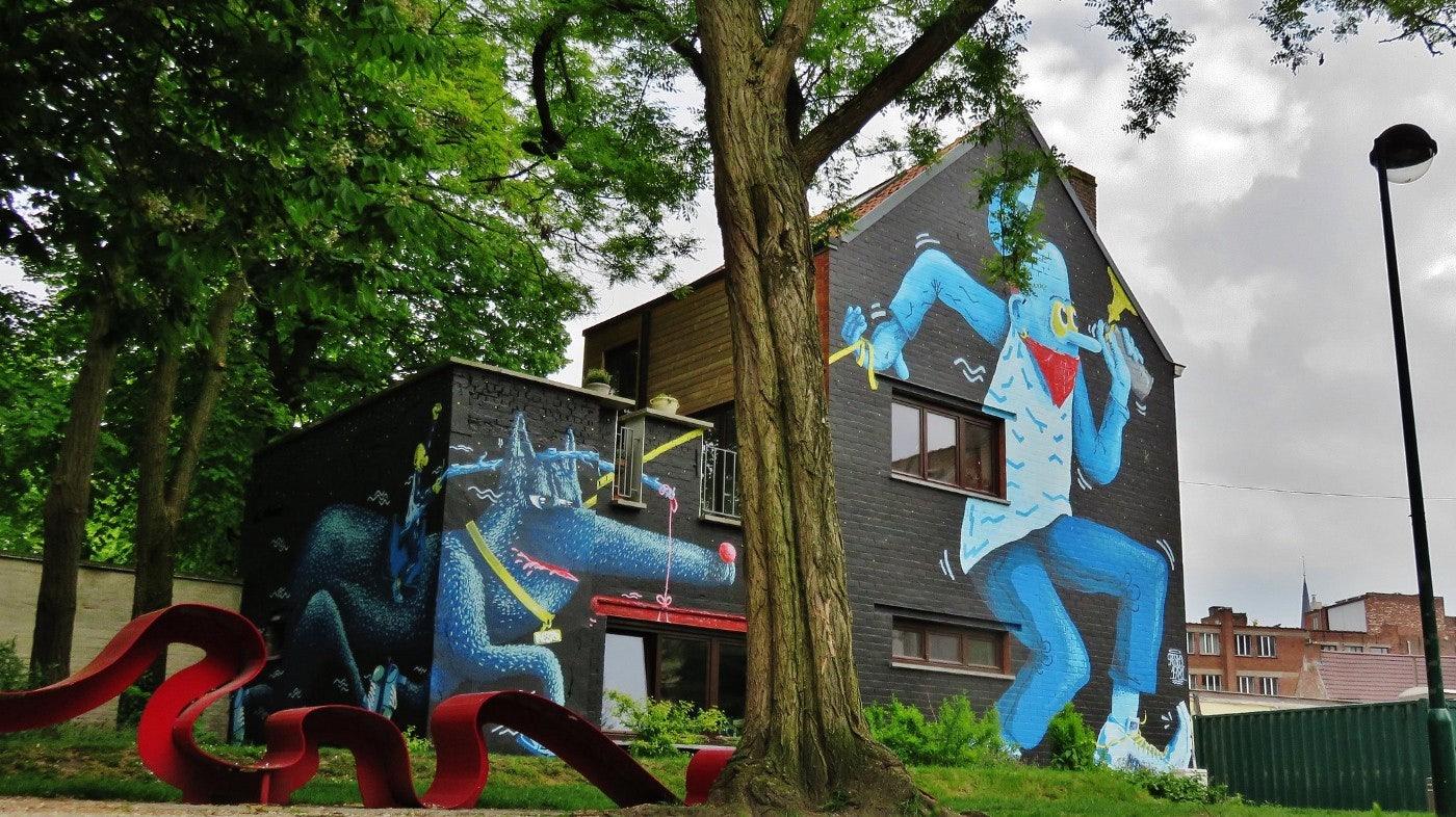 Ghent - Resto: Brutus & Goliath