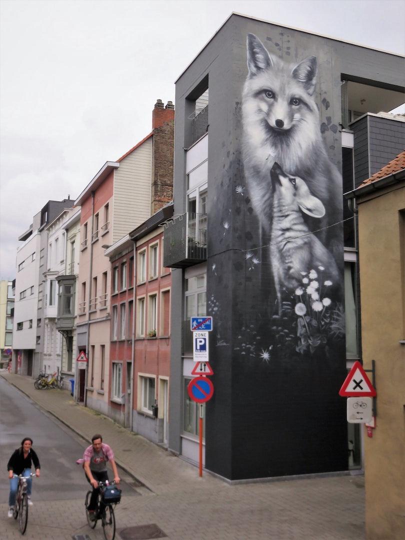 Ghent - Kitsune Jolene: Listen to your momma, darling