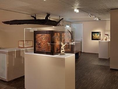 Wunderkammer me Collectors at Olbricht foundation